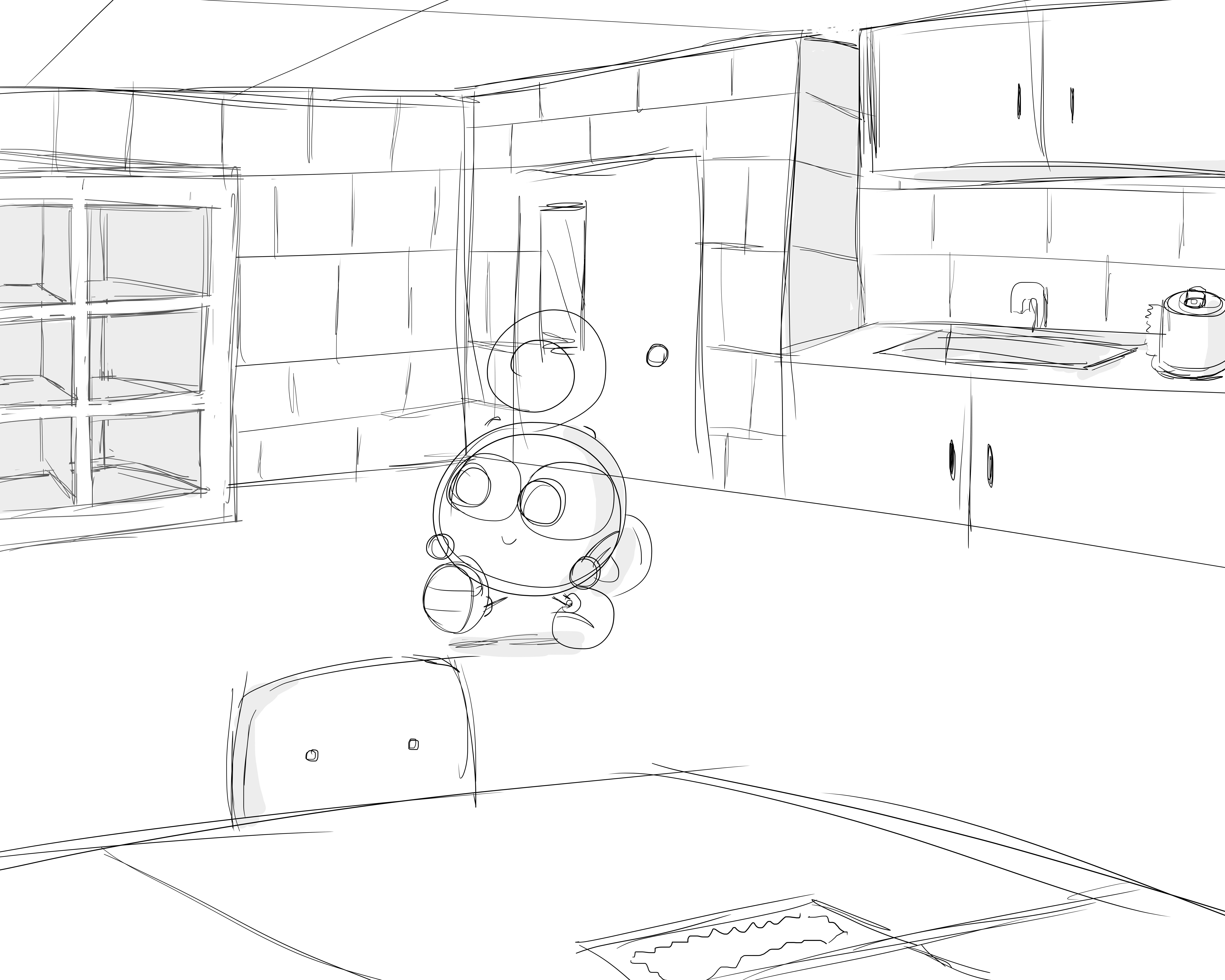 Bobby's Homeroom (sketch)